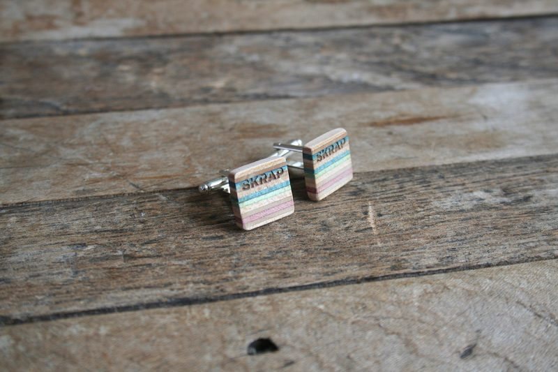 Layered cufflinks