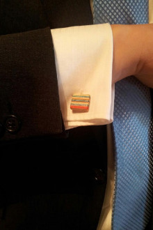 Cufflinks - Reclaimed Skateboards