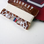 Snowboard Wallet (Element Design)