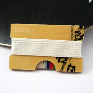 Snowboard Wallet (Wood)