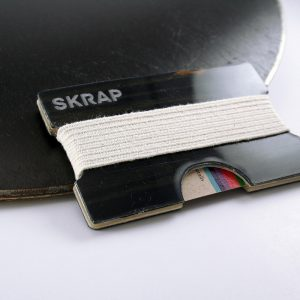 Snowboard Wallet (Black)