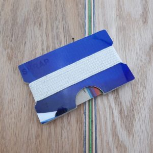 Snowboard Wallet (Dark Blue)